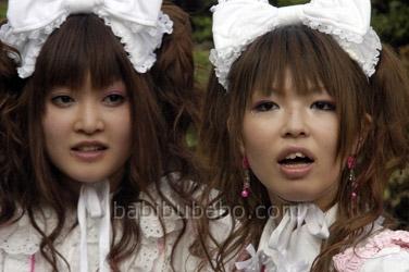 harajuku girls lolita