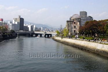 hiroshima peace park picture