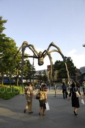 roppongi hills tower spider tokyo