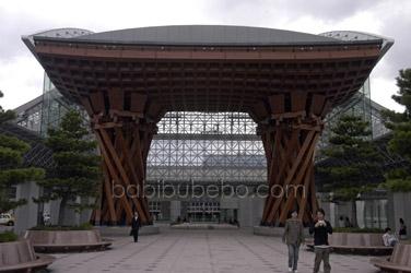 kanazawa station photo