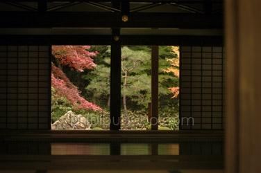 nanzenji garden fall