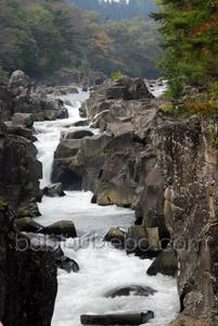 Genbikei Gorge Iwate