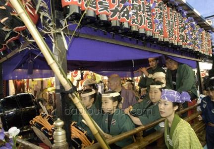 Asakusa festival Tokyo