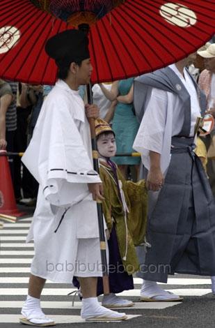 Gion Matsuri Kid