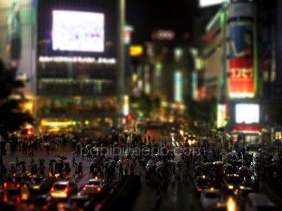 shibuyatiltshiftphoto